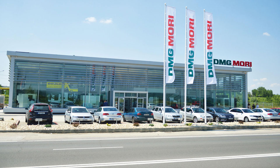 Latest innovations from DMG MORI in the new Tech Center of