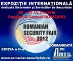 ROMANIAN SECURITY FAIR 2012