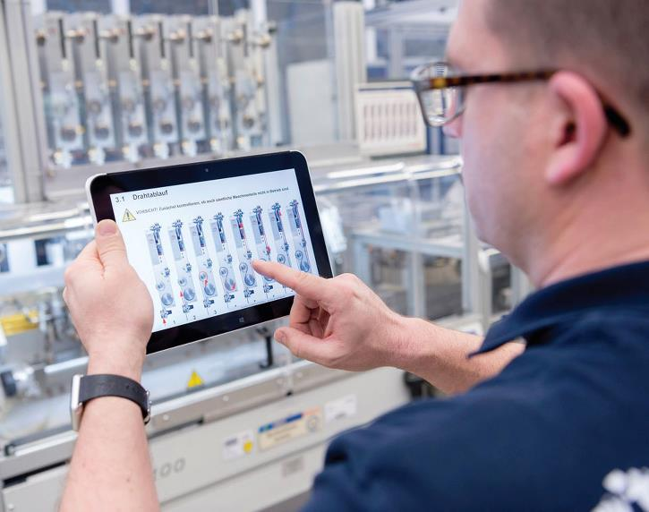 Bosch is using Industry 4.0 to increase its competitiveness
