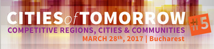 Cities of Tomorrow 2017
