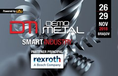 DEMO METAL BRAȘOV Smart Industry
