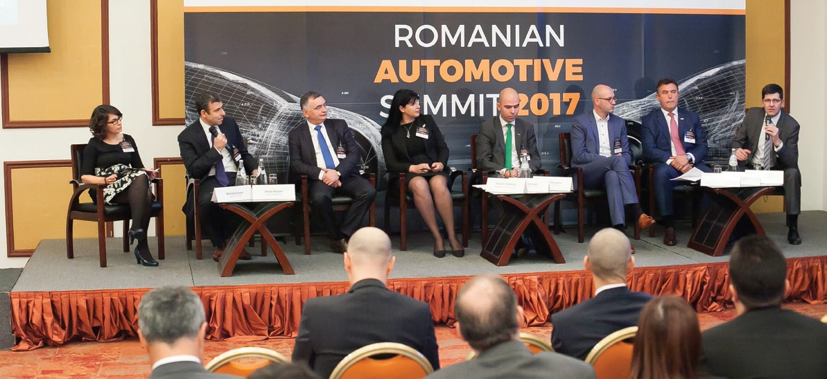Romanian Automotive Summit 2017
