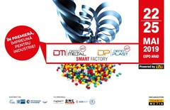 For the first time! An unique event in Romania: Metal and Plastic, together for the Industry!