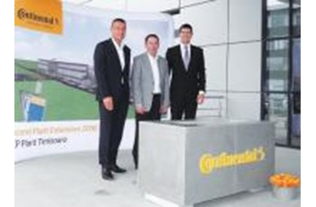 12 million Euro investment at the Continental electronic components plant in Timisoara