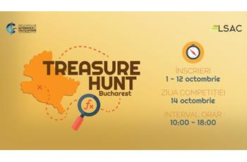 Treasure Hunt Bucharest 2017