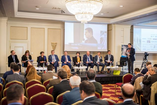 "Participare cu succes la ""Smart Cities of Romania 2017"""