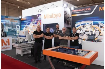 Mitutoyo România la Demo Metal Vest - Smart Industry