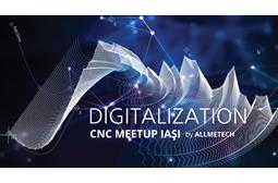 Digitalization CNC Meetup Iaşi