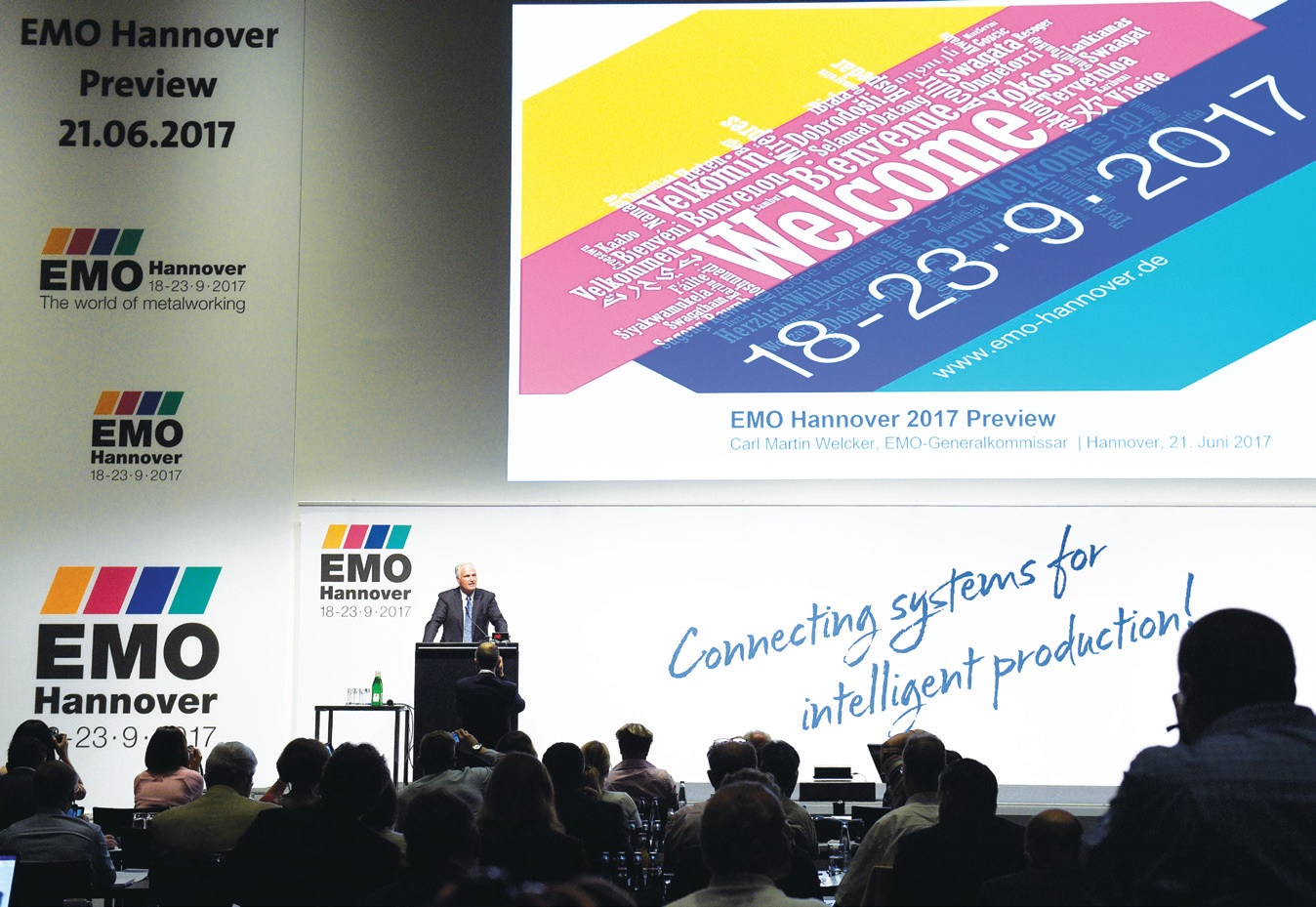 Preview EMO Hannover 2017, scurtă privire în viitor