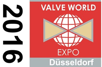 Valve World Expo 2016