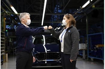 Management changes at Ford Romania