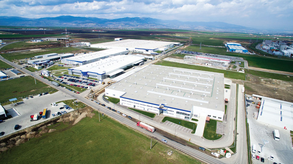 Daimler launches production of nine-speed transmissions in Romania