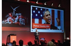 U.S. Secretary Of Commerce Penny Pritzker Announces Largest-Ever U.S. Delegation To Attend 2016 Hannover Messe