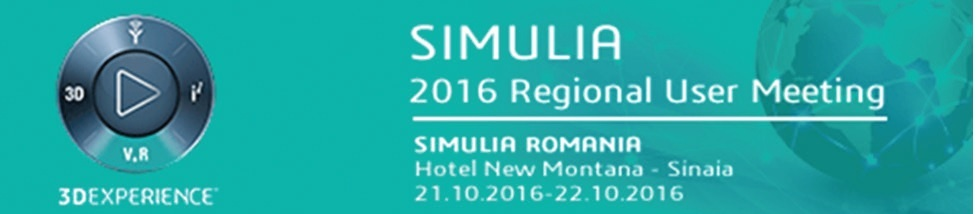 SIMULIA 2016 Regional User Meeting