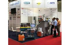 Successful introductions of the BOY XXS and the Demo Plast in Romania