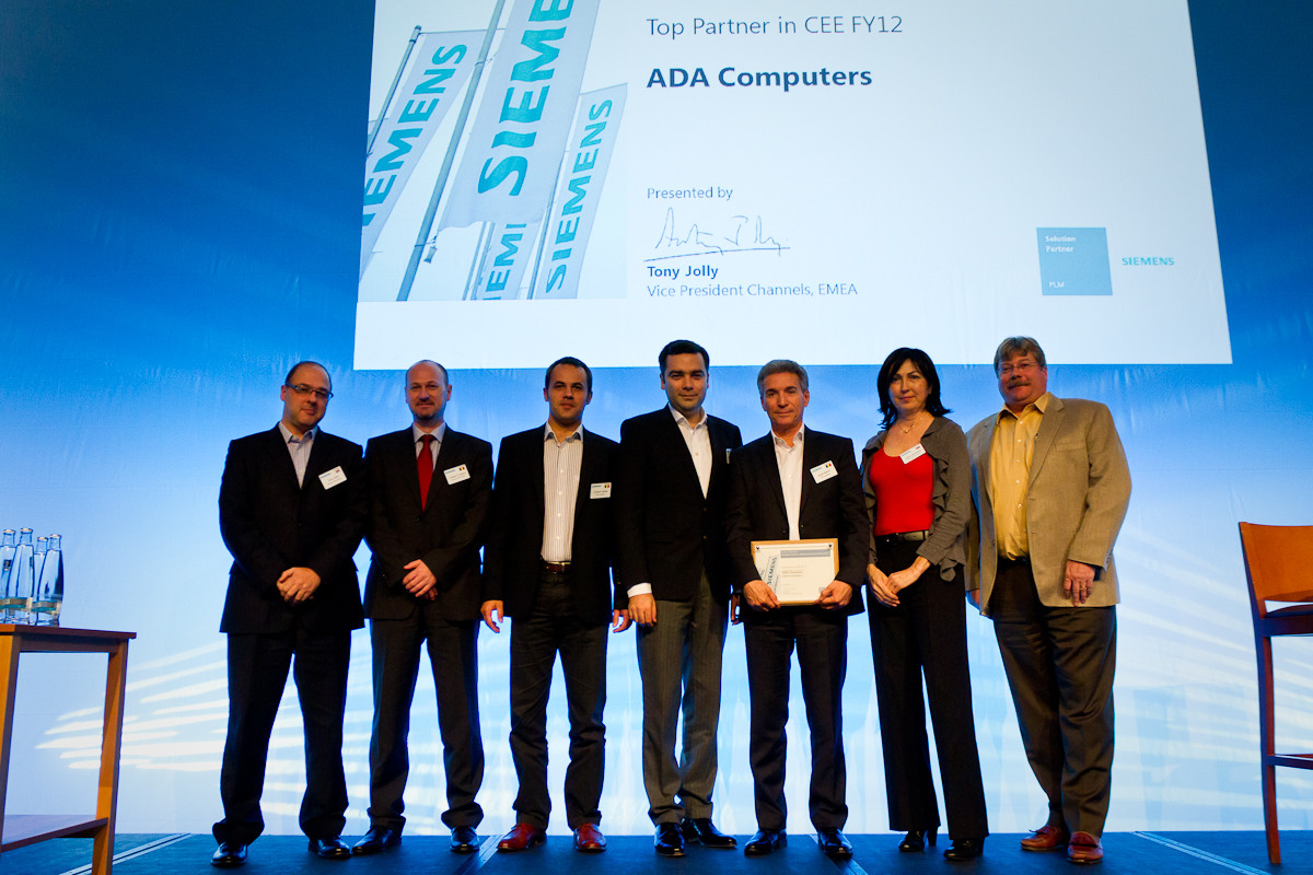 Compania ADA, Top Partner CEE - Siemens Industry Software