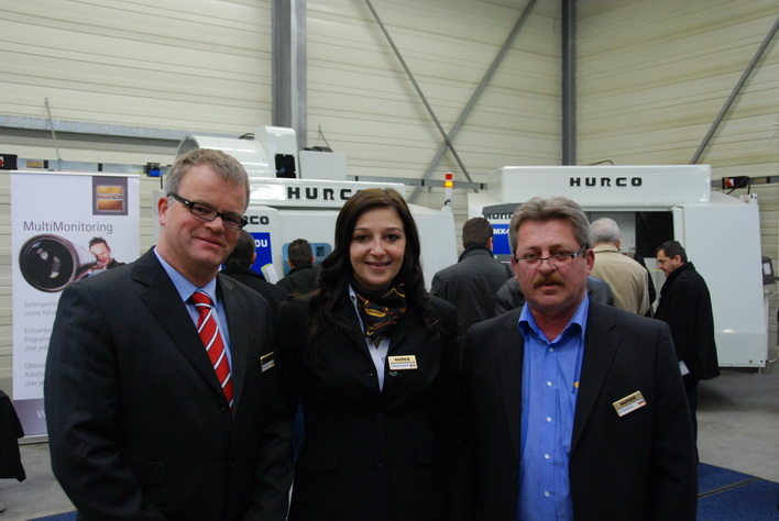 Hurco - Open House 2012