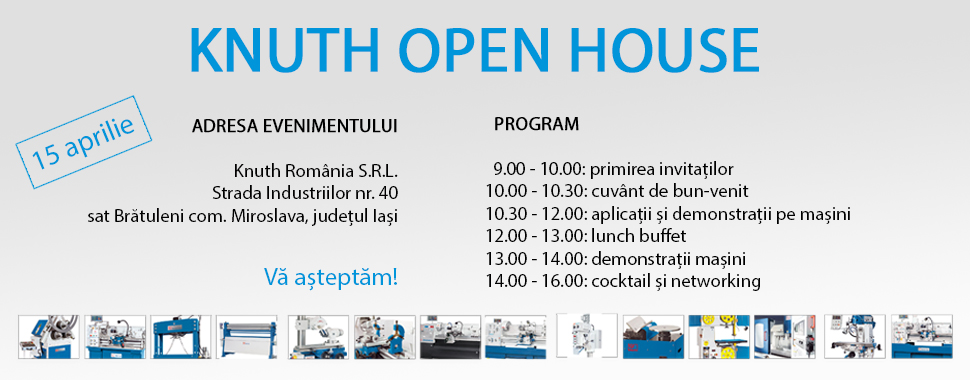 Open House Knuth