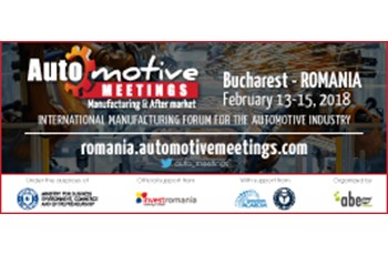 Automotive Manufacturing Meetings Romania