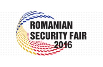 ROMANIAN SECURITY FAIR 2016