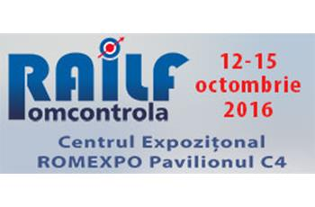 RAILF ROMCONTROLA 2016